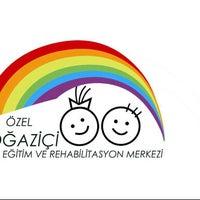 Photo taken at Özel  Boğaziçi özel Eğitim ve Rehabilitasyon Merkezi by Ferda C. on 4/5/2013