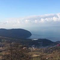 Photo taken at Kuşkayasi Tepesi by Tuğba on 12/26/2015