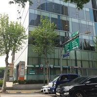 Photo prise au 서초구청삼거리 par flyme2themoon le5/2/2014