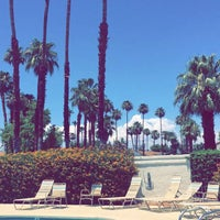 Photo taken at Palm Springs, CA by MJEED on 7/11/2017