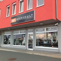 Photo taken at Bodycult Graz - Seiersberg by Matthias on 9/12/2013