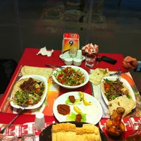 Photo taken at Konak Mazlum Restaurant by Bülent Ö. on 3/25/2013