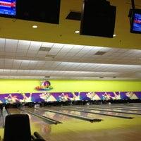 Photo taken at StrikeXity Bowling by Julia on 5/28/2013