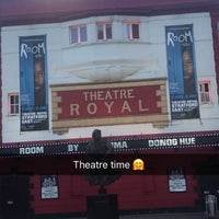 Photo taken at Theatre Royal Stratford East by Priscilla M. on 5/13/2017