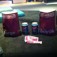 11/22/2012 tarihinde Serdar A.ziyaretçi tarafından Cinemaximum'de çekilen fotoğraf