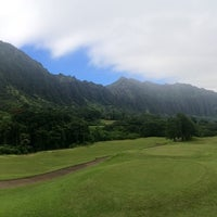Photo taken at Ko'olau Golf Club by Vanessa S. on 11/25/2014