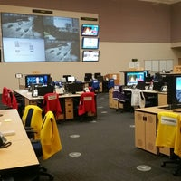 Photo taken at City Of L.A. EOC by Ted L. on 10/29/2014
