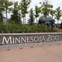 Photo taken at Minnesota Zoo by Ken T. on 7/13/2013