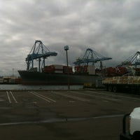 Photo taken at TOTE Tacoma Terminal by Eric F. on 9/25/2013