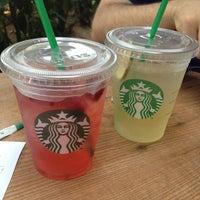 Снимок сделан в Starbucks пользователем Olga 7/13/2013