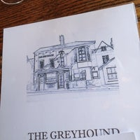Photo taken at The Greyhound by Lee P. on 10/14/2012