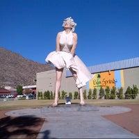 Photo taken at Hyatt Palm Springs by Grace O. on 10/24/2012