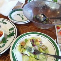 Photo taken at Olive Garden by Blaine on 4/3/2013