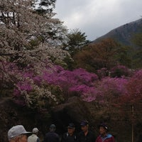 Photo taken at 天白公園 by Daisuke R. on 4/20/2013