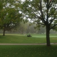 Photo taken at Coffin Golf Course by Josh E. on 9/28/2012