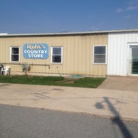 Photo taken at Rubys Country Store by Josh E. on 10/5/2012