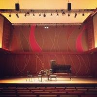 Photo taken at Conservatorio de Música de Puerto Rico by Jaime D. on 2/16/2013