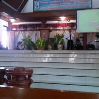 Photo taken at GPdI Zaitun Leilem by Kanjeng N. on 10/13/2013