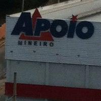Photo taken at Apoio Mineiro by Guilherme B. on 10/7/2012
