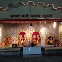 Photo taken at Fremont Hindu Temple by Kalpita S. on 9/27/2013