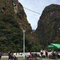 Foto tomada en Aguas Calientes   Machu Picchu Pueblo por Daniel C. el 8/12/2018