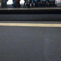 Photo taken at Metro Arroios [VD] by Carla S. on 9/29/2012
