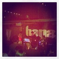 Photo taken at Bagno Hana-Bi by Mattia V. on 7/20/2013