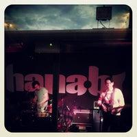 Photo taken at Bagno Hana-Bi by Mattia V. on 5/30/2013