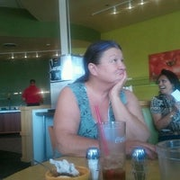 Photo taken at Souper Salad by Charles B. on 10/4/2012