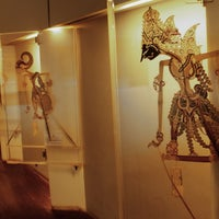 Photo taken at Museum Wayang by Grivy I. on 2/10/2017