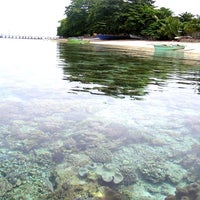Photo taken at Pulau Siladen by Grivy I. on 6/30/2017