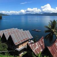 Photo taken at Danau Tondano by Grivy I. on 2/22/2017