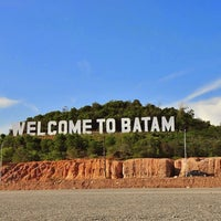 Photo taken at Welcome To Batam by Grivy I. on 11/28/2017