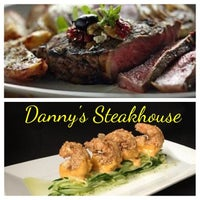 Photo taken at Danny's Steakhouse, Seafood, and Sushi Bar by Visit L. on 6/14/2014