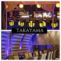 Photo taken at Takayama Sushi Lounge by Visit L. on 3/15/2014