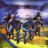 Photo taken at NCAA Hall of Champions by Mike B. on 1/29/2013