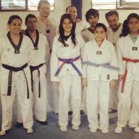Photo taken at Asociación Internacional De Taekwondo by Pe®rushka™ on 9/4/2013