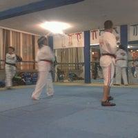 Photo taken at Asociación Internacional De Taekwondo by Pe®rushka™ on 12/7/2012