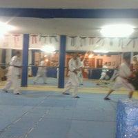 Photo taken at Asociación Internacional De Taekwondo by Pe®rushka™ on 10/17/2012