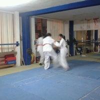Photo taken at Asociación Internacional De Taekwondo by Pe®rushka™ on 9/28/2012