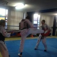Photo taken at Asociación Internacional De Taekwondo by Pe®rushka™ on 6/25/2013