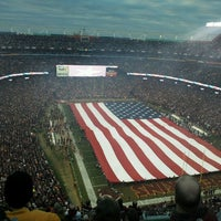 Photo taken at FedEx Field by Ronald V. on 1/6/2013