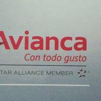 Photo taken at Avianca (CTO) by Felipe F. on 4/25/2013