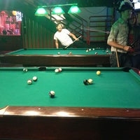 Photo taken at Jake's Burgers & Billiards by Tanner on 6/16/2013