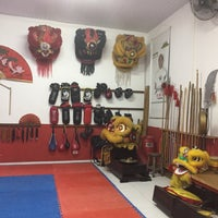 Photo taken at Academia Kung Fu Xuexiao by Agnes C. on 11/14/2016