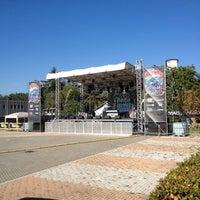 Photo taken at Skatepark Usmate - Bonassodromo by Pela on 9/14/2012