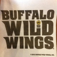 Photo taken at Buffalo Wild Wings by Lee C. on 10/13/2012