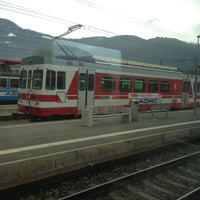 Photo taken at Gare d'Aigle by Didier M. on 3/6/2013