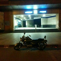 Photo taken at Vishwavidyalaya Metro Station by Vishal A. on 10/29/2015