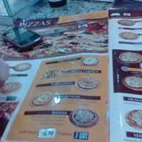 Photo taken at Patroni Pizza by Gabriel D. on 1/17/2013